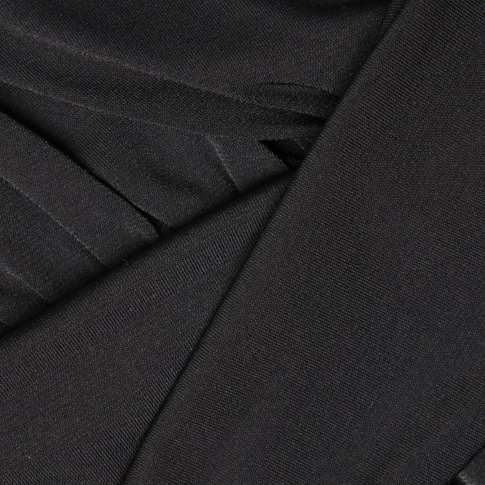 Plate Logo Shirred Dress main image