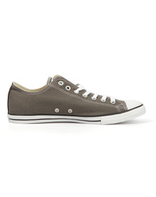 Converse Mens Grey Lean OX Trainers