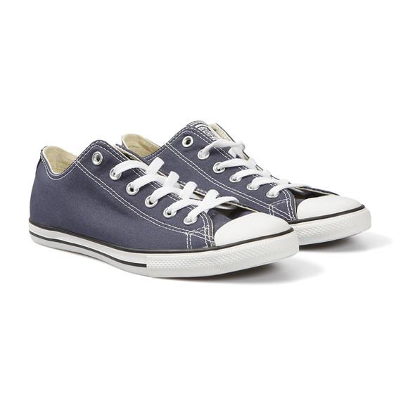 Converse Womens Blue Lean OX main image