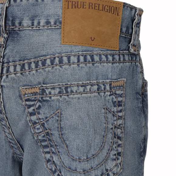 True Religion Mens Blue Dean Jean main image