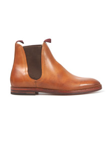 H By Hudson Mens Brown Tamper Boot