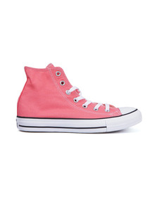 Converse Womens Pink All Star Seasonal Hi Trainers