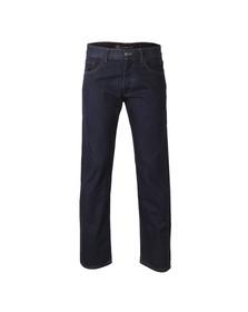 Henri Lloyd Mens Blue Benson Classic Fit Jean