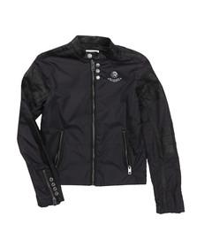 Diesel Boys Black Jilot Jacket