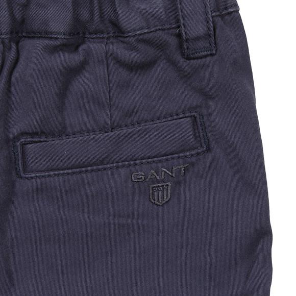 Gant Boys Blue Summer Chino Shorts