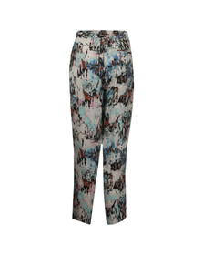 French Connection Womens Multicoloured Isla Ripple Trouser