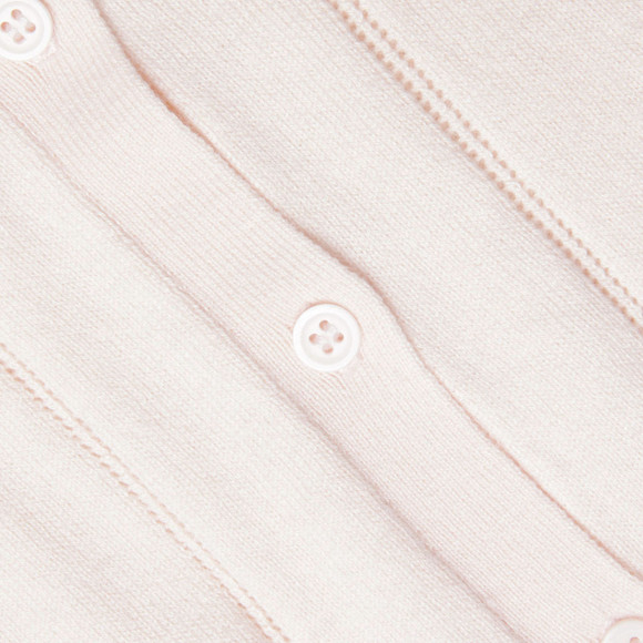 French Connection Womens Pink Spring Bambino Knit Cardigan main image