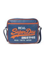Superdry Mashup Alumni Shoulder Bag