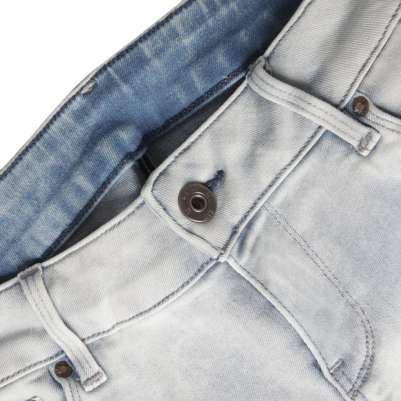 G-Star Womens Blue 3301 Super Skinny Jean main image