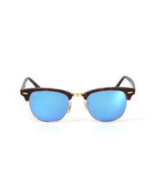 Ray Ban Mens Multicoloured ORB3016 Clubmaster Sunglasses