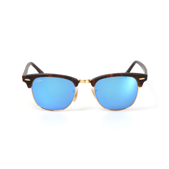 Ray-Ban Mens Multicoloured ORB3016 Clubmaster Sunglasses main image