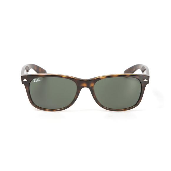 Ray Ban Mens Brown ORB2132 Sunglasses main image