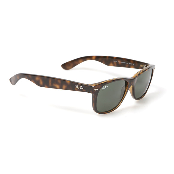 Ray Ban Mens Brown ORB2132 Sunglasses main image