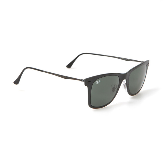 Ray Ban Mens Black ORB4210 Sunglasses main image