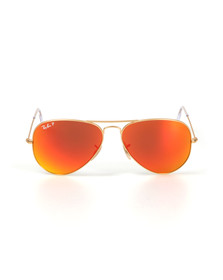 Ray Ban Mens Gold ORB3025 Sunglasses