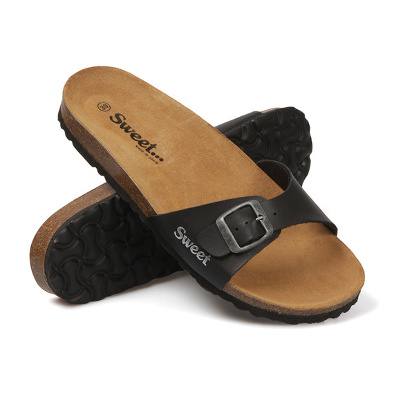 Sweet Womens Black Bilbao Sandal main image
