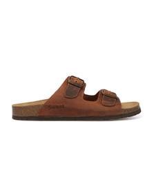 Sweet Womens Brown Malaga Sandal