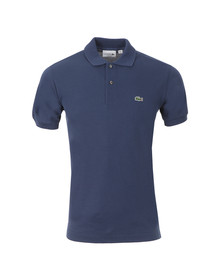 Lacoste Mens Blue L1212 Philippines Plain Polo Shirt