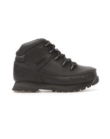 Timberland Boys Black Euro Sprint Boot