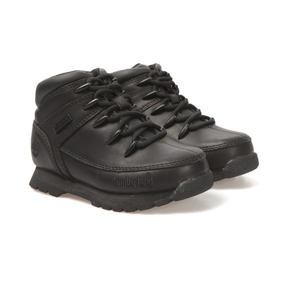 Timberland Boys Black Euro Sprint Boot main image