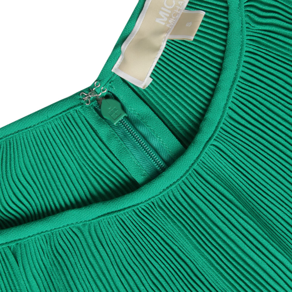 Pleated Neck Top main image