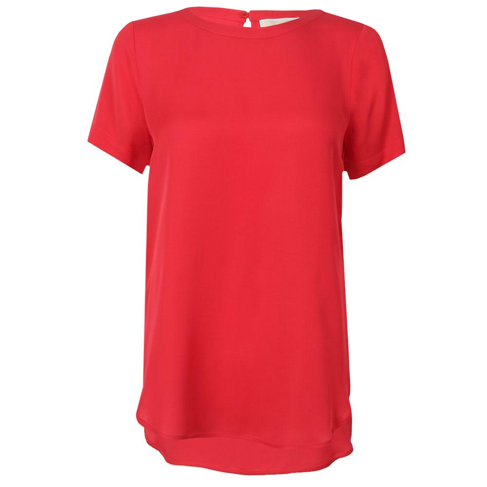 Woven T Shirt