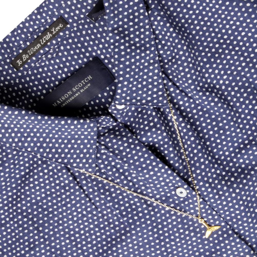All Over Printed Woven Shirt main image