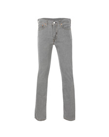 Levi's Mens Grey 511 Slim Fit Jean