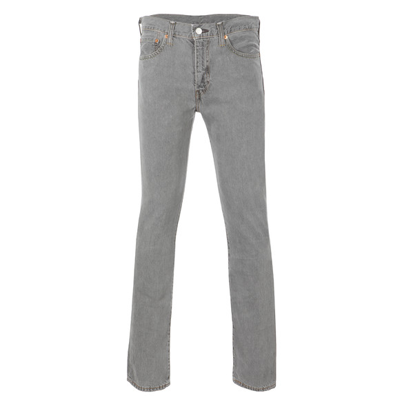 Levi's Mens Grey 511 Slim Fit Jean main image