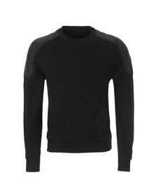 Belstaff Mens Black Chanton Sweatshirt