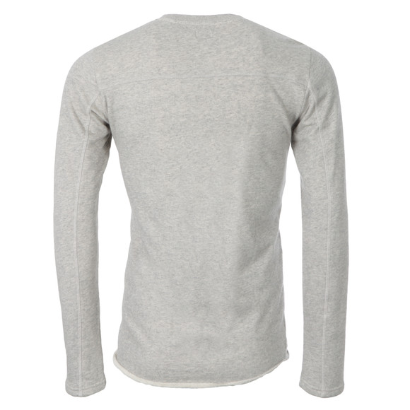 Edwin Mens Grey Terry Crew Sweatshirt main image