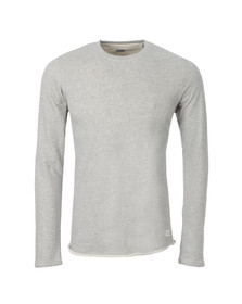 Edwin Mens Grey Terry Crew Sweatshirt