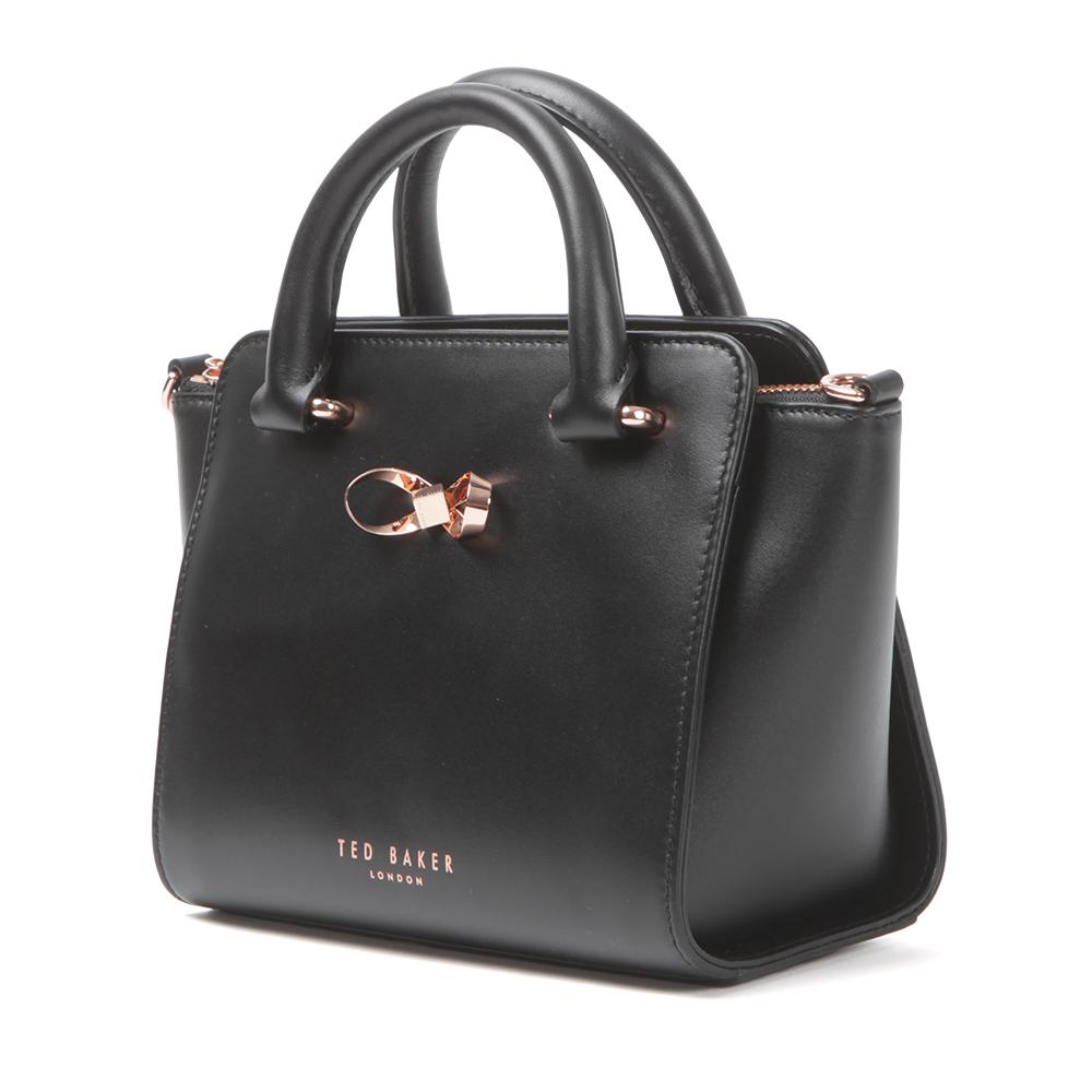 c42ec5c09 Ted Baker Hollie Loop Bow Leather Tote Bag | Masdings