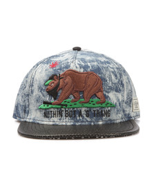 Cayler & Sons Mens Blue G Thang Cap