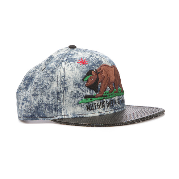 Cayler Mens Blue G Thang Cap main image