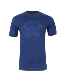 Paul & Shark Mens Blue S/S T-Shirt