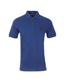 Paul & Shark Mens Blue S/S Polo Shirt