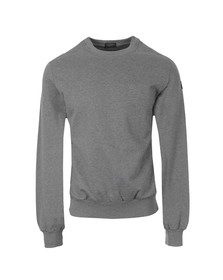 Paul & Shark Mens Grey L/S Sweat Top