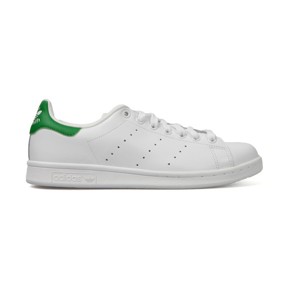 adidas Originals Mens White Stan Smith Trainer main image