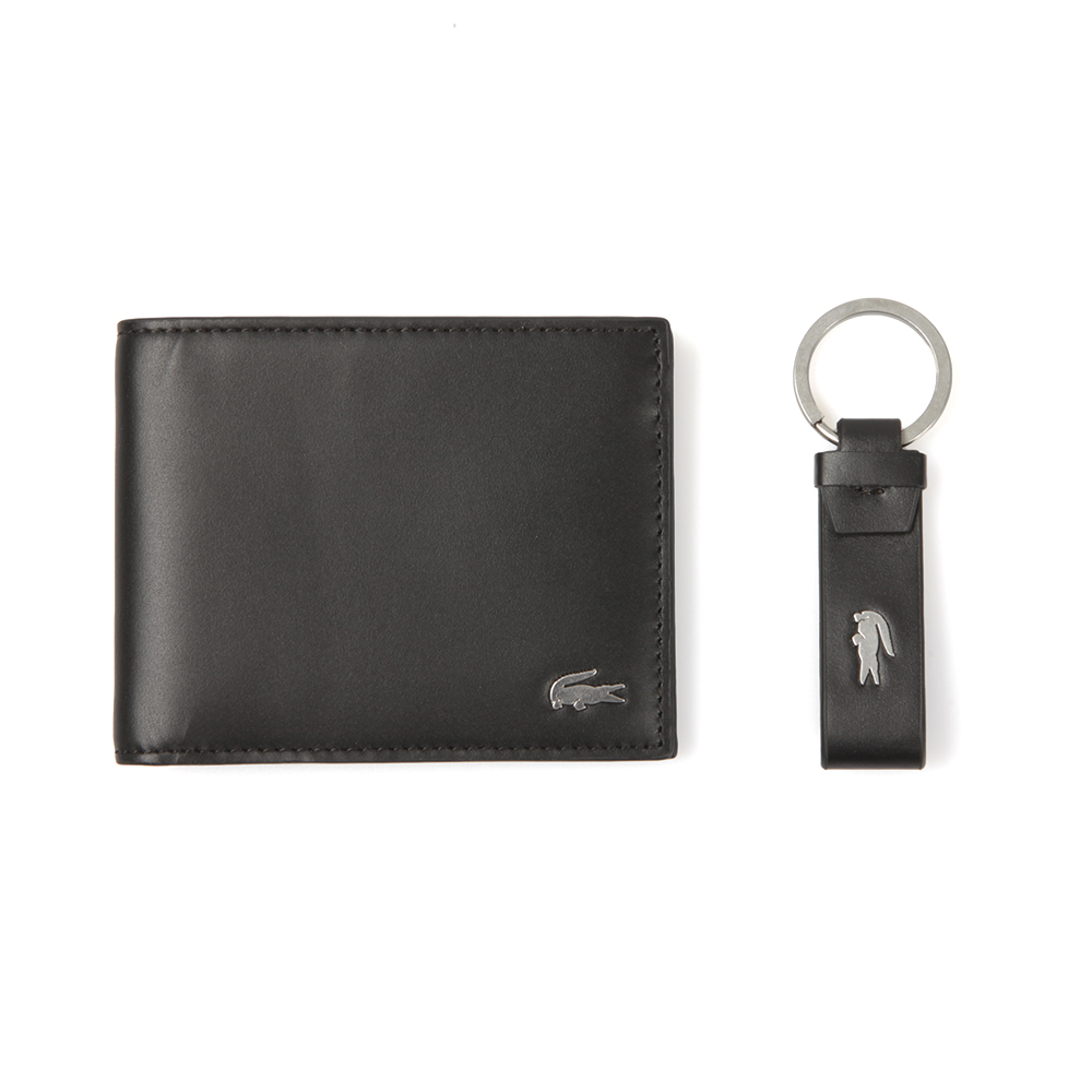 deedf8b1639d24 Lacoste Small Billfold   Key Ring Set