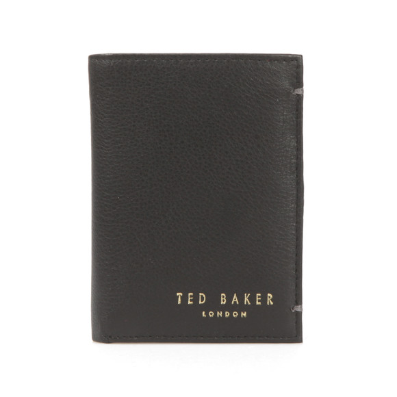 Ted Baker Mens Black Core Mini Card Wallet main image