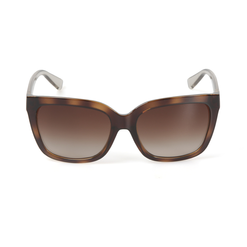 b21f9a2a2a4e1 Michael Kors Womens Brown MK6016 Sandestin Sunglasses