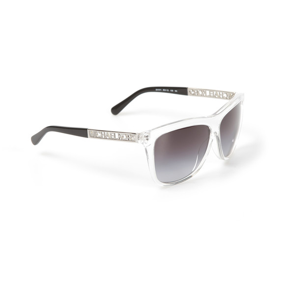 Michael Kors Womens Transparent MK6010 Benidorm Sunglasses main image