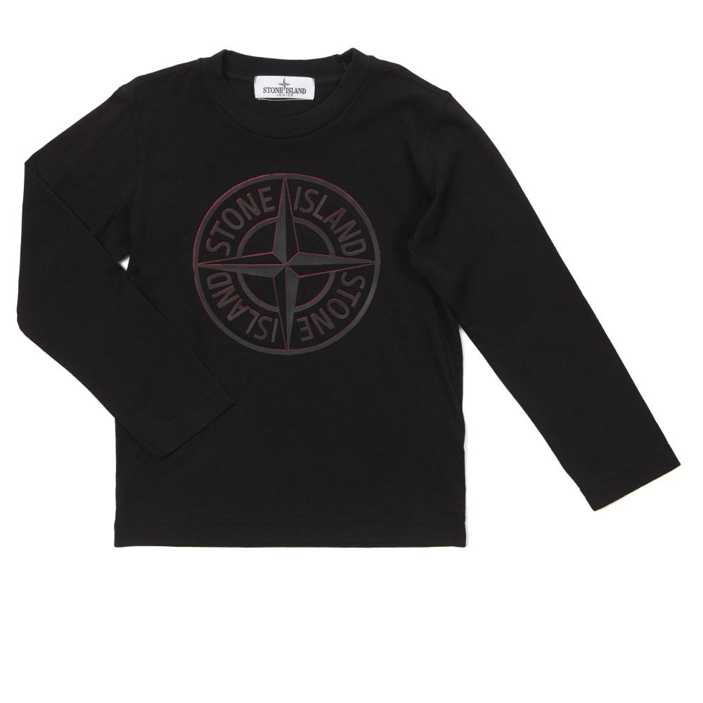 Long Sleeve Raised Compass T Shirt main image