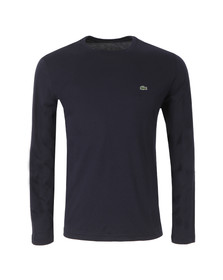Lacoste Mens Blue TH5276 Long Sleeve T-Shirt