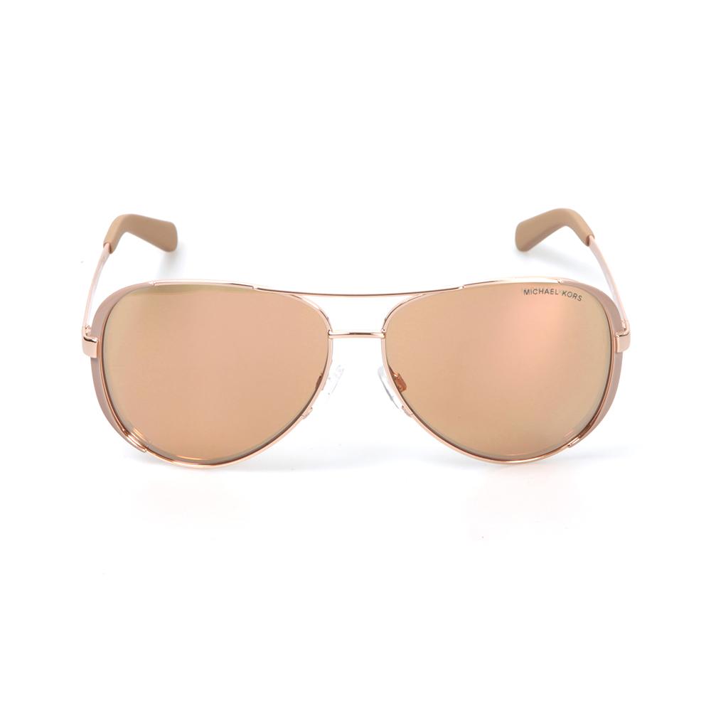0dce61503ef Michael Kors Womens Pink MK5004 Chelsea Sunglasses