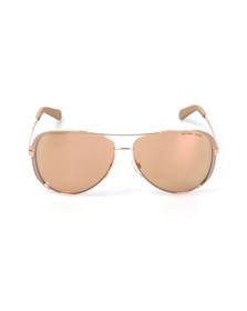 Michael Kors Womens Pink MK5004 Chelsea Sunglasses