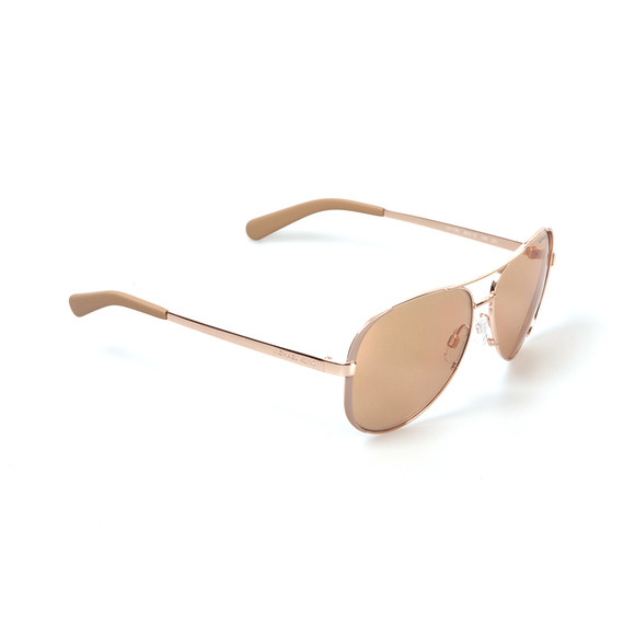 Michael Kors Womens Pink MK5004 Chelsea Sunglasses main image
