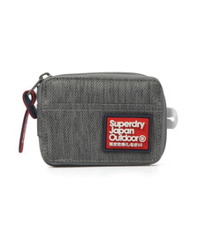 Superdry Mens Grey Neo Montana Wallet