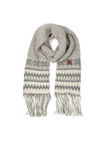 Courcheval Snowflake Scarf